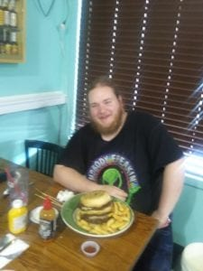 Uncle Louie's Diner - The Challenge